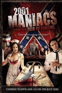 2001 Maniacs: Field of Screams - Poster / Capa / Cartaz - Oficial 3
