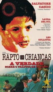 Rapto de Crianças - A Verdade Sobre o Tráfico de Órgãos! - Poster / Capa / Cartaz - Oficial 1