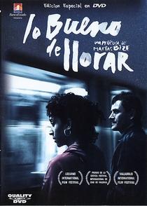 O Bom de Chorar - Poster / Capa / Cartaz - Oficial 1
