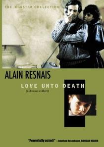 Amor à Morte - Poster / Capa / Cartaz - Oficial 3