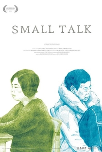 Small Talk - Poster / Capa / Cartaz - Oficial 1