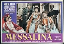 Messalina - Poster / Capa / Cartaz - Oficial 1