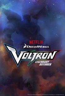 Voltron: O Defensor Lendário (2ª Temporada) - Poster / Capa / Cartaz - Oficial 2