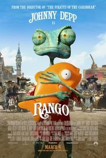 Rango  - Poster / Capa / Cartaz - Oficial 10