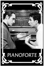 Pianoforte - Poster / Capa / Cartaz - Oficial 1