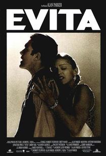 Evita - Poster / Capa / Cartaz - Oficial 6