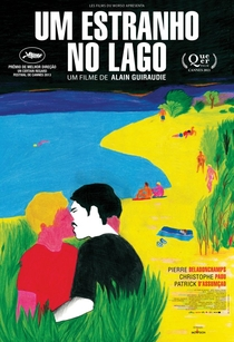 Um Estranho no Lago - Poster / Capa / Cartaz - Oficial 3