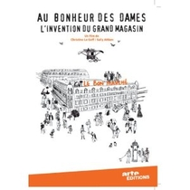 Au bonheur des dames, l'invention du grand magasin - Poster / Capa / Cartaz - Oficial 1