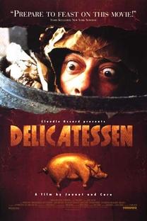 Delicatessen - Poster / Capa / Cartaz - Oficial 4