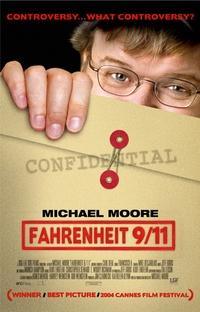 Fahrenheit 11 de Setembro - Poster / Capa / Cartaz - Oficial 1