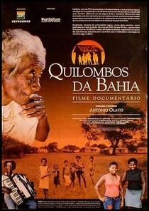 Quilombos da Bahia - Poster / Capa / Cartaz - Oficial 1