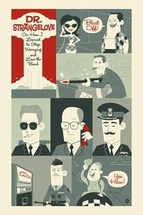 Dr. Fantástico - Poster / Capa / Cartaz - Oficial 9