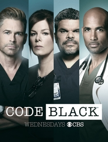 Code Black (2ª Temporada) - Poster / Capa / Cartaz - Oficial 2