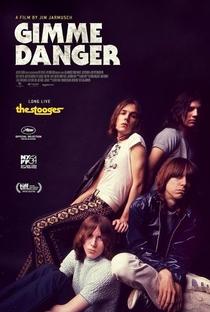 Gimme Danger - Poster / Capa / Cartaz - Oficial 2
