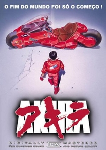Akira - Poster / Capa / Cartaz - Oficial 3