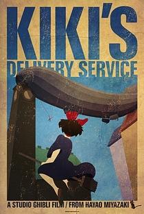 O Serviço de Entregas da Kiki - Poster / Capa / Cartaz - Oficial 21