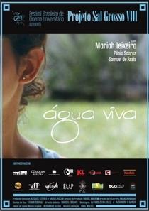 Água Viva - Poster / Capa / Cartaz - Oficial 1