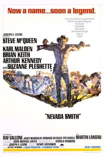 Nevada Smith - Poster / Capa / Cartaz - Oficial 2