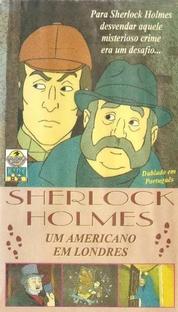 Sherlock Holmes - Um Americano Em Londres  - Poster / Capa / Cartaz - Oficial 1