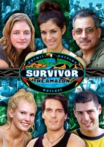 Survivor: The Amazon (6ª temporada) - Poster / Capa / Cartaz - Oficial 1