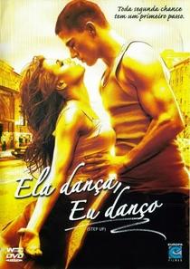Ela Dança, Eu Danço - Poster / Capa / Cartaz - Oficial 3