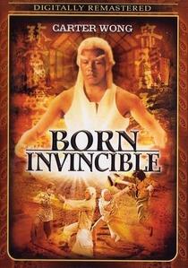 Born Invincible - Poster / Capa / Cartaz - Oficial 1