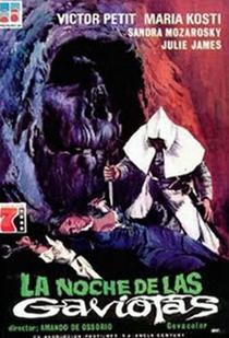 La Noche de las Gaviotas - Poster / Capa / Cartaz - Oficial 1