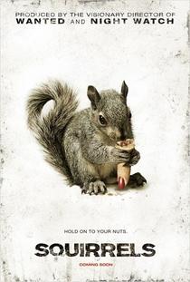 Squirrels - Poster / Capa / Cartaz - Oficial 1