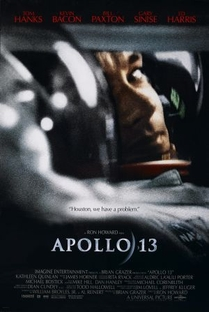 Apollo 13 - Do Desastre ao Triunfo - Poster / Capa / Cartaz - Oficial 2