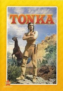 Tonka, o Bravo Comanche - Poster / Capa / Cartaz - Oficial 1