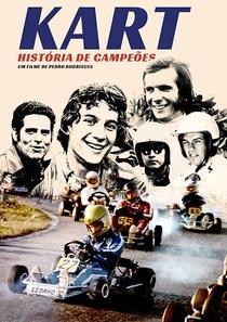 Kart - História de Campeões - Poster / Capa / Cartaz - Oficial 1