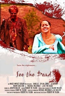 See the Dead - Poster / Capa / Cartaz - Oficial 1