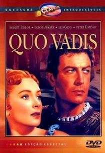 Quo Vadis? - Poster / Capa / Cartaz - Oficial 3