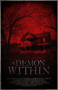 A Demon Within - Poster / Capa / Cartaz - Oficial 2
