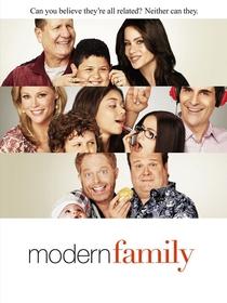 Família Moderna (1ª Temporada) - Poster / Capa / Cartaz - Oficial 1