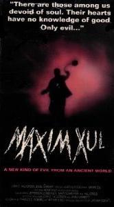 Maxim Xul - O Último Demônio  - Poster / Capa / Cartaz - Oficial 1