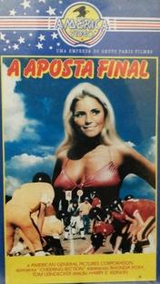 A Aposta Final - Poster / Capa / Cartaz - Oficial 1