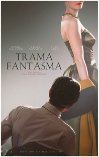 Trama Fantasma - Poster / Capa / Cartaz - Oficial 3
