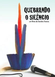 Quebrando o Silêncio - Poster / Capa / Cartaz - Oficial 1