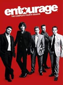Entourage (4ª Temporada) - Poster / Capa / Cartaz - Oficial 1