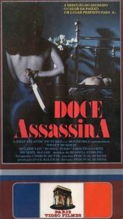 Doce Assassina - Poster / Capa / Cartaz - Oficial 2