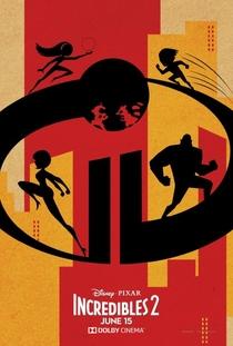 Os Incríveis 2 - Poster / Capa / Cartaz - Oficial 4