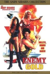 Ouro Inimigo - Poster / Capa / Cartaz - Oficial 1