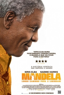 Mandela – O Caminho Para a Liberdade - Poster / Capa / Cartaz - Oficial 5