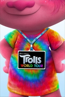 Trolls World Tour - Poster / Capa / Cartaz - Oficial 1