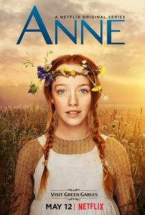 Anne com um E (1ª Temporada) - Poster / Capa / Cartaz - Oficial 1