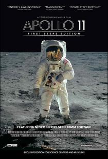 Apollo 11 - Poster / Capa / Cartaz - Oficial 2