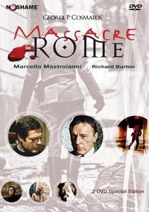 Massacre em Roma - Poster / Capa / Cartaz - Oficial 5