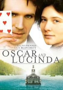Oscar e Lucinda - Poster / Capa / Cartaz - Oficial 3