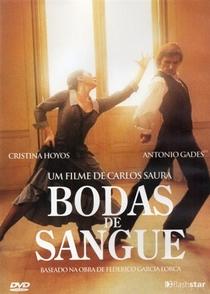 Bodas de Sangue - Poster / Capa / Cartaz - Oficial 4